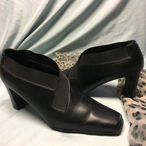 Lifestride Black Ankle shoes